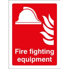 Fire Fighting Equipment - 150x200mm - SAV 21067E