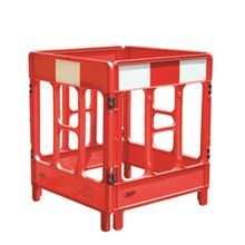 JSP® 'Workgate' Four-Gated Mini Barrier System BC0896