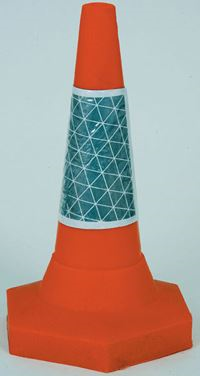 Red Traffic Cone - 500mm BC1451