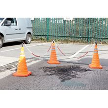 VELTUFF® Mobile Barrier Kit BC9000
