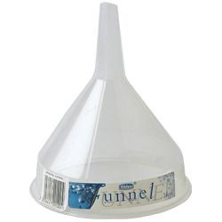 Plastic Funnel 150mm Diameter CJ0769