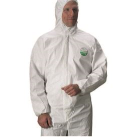 LAKELAND 'Micromax NS' Disposable Type 5&6 Coverall CV19 DS2520