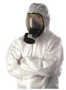 Safegard Disposable Breathable Coverall Type 5&6 DS2521
