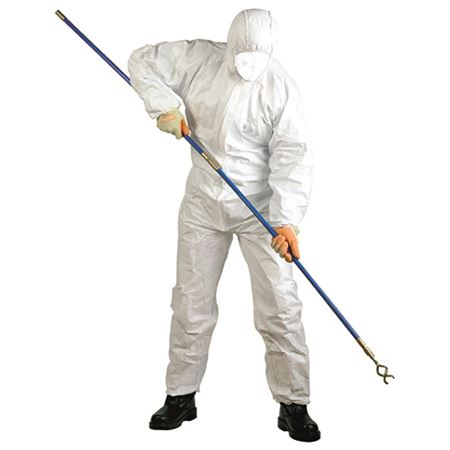 TYVEK 'Classic' Disposable Hooded Coverall DS6111