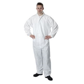 Benchmark 'Prosafe2' Type 5/6 Disposable Hooded Coverall DS6140