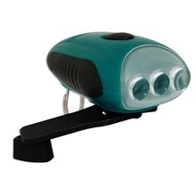 LED Wind Up Torch EA3475