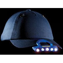 VELTUFF® Baseball Cap Led Head Torch EA7791