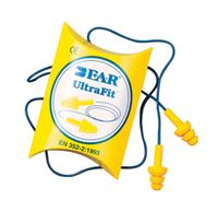 E.A.R. 'Ultrafit' moulded Ear Plugs - 1 Pair EP4444