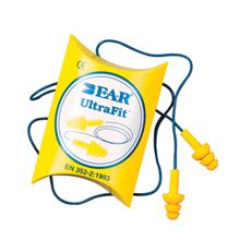 E.A.R. 'Ultrafit' Premoulded Ear Plugs - 1 Pair EP4444