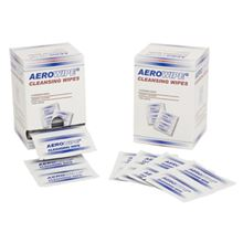 AEROWIPE® Alcohol-Free Skin Wipes - Box of 100 FA3733