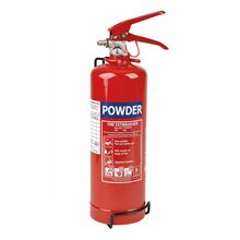 Dry Powder Fire Extinguisher - 1kg FX1701