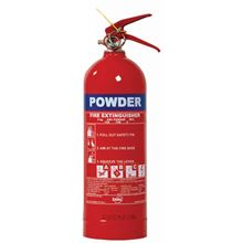 Dry Powder Fire Extinguisher - 2kg FX1702
