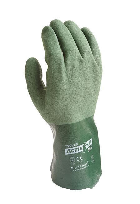 TOWA 'ActivGrip' Nitrile Gloves GL1177
