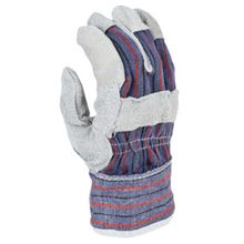 Rigger Gloves-Standard Chrome Leather GL2014