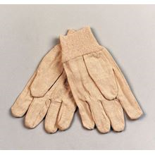 Cotton Drill Gloves - Heavyweight Clute Pattern GL3030
