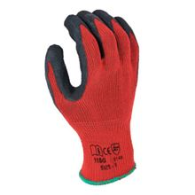 'AceGrip' Red Latex-Coated Gloves GL3410
