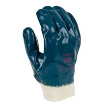 ANSELL EDMONT Hycron Nitrile Fully Coated Knitwrist Gloves GL7602