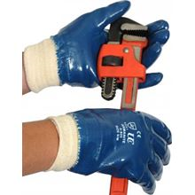 Premium H/D Nitrile Fully coated K/W Gloves GL7866