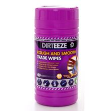 Dirteeze Rough And Smooth Hand Wipes HC2793