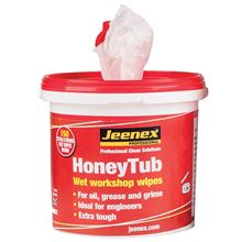 JEENEX® 'HoneyTub' Anti-Bacterial Hand Cleanser Wet Wipes HC6692