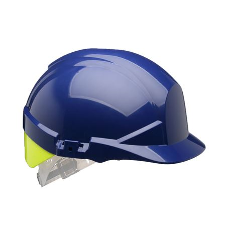 CENTURION 'Reflex' Safety Helmet with Hi-Vis Flash HP6786