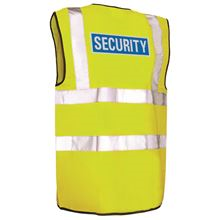 VELTUFF® 'Security' Hi-Vis Vest HV4364