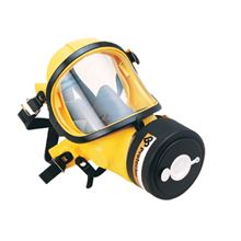 Full Face Respirator Silicone Mask 40mm DIN Thread PP1060