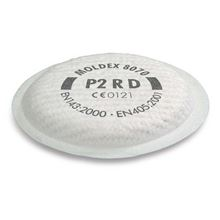 P2SL High Efficiency Filter Pad - box of 4 Pairs PP8070