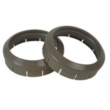 MOLDEX Particulate Filter Holder - Pair PP8090