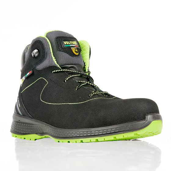 VELTUFF 'Libra' Very Comfortable Non-Metallic Safety Boot S3 SRC ESD SF0021