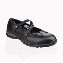 'Mary Jane' Ladies Safety Shoe S1P SRC HRO SF5579