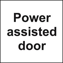 Power assisted Door - 150x150mm - SAV SK13876