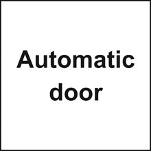 Automatic Door - 150x150mm - SAV SK13878