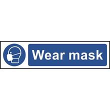 Wear Mask - 200x50mm - PVC SK5002