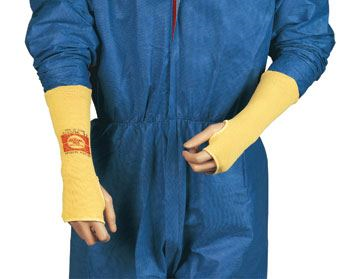 "Kevlar Sleeve, 10"" with thumb slot - Singles SL9410"