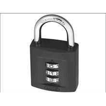 ABUS '158/40' Three-Digit Combination Lock SP4883