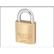 ABUS '83/45' Brass Padlock Open Shackle - Level 8 Security SP6072