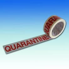 Quarantine Tape Polythene TA0501