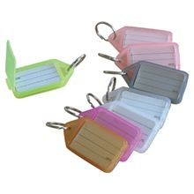 Coloured Keyrings x 100 VE4785