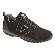VELTUFF® 'Adelaide' Suede Leather Safety Trainer S1P SRA SALE 10-12-13 VF7758