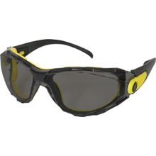 Foam Sealed Protection Tinted Safety Specticals VP0823