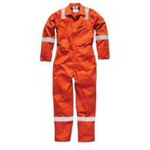 Firechief Pyrovatex Antistatic Coverall WD5075