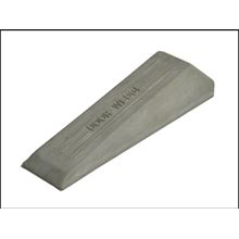 Rubber Door Wedge - 120mm Grey WE3984