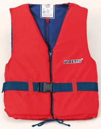 Industrial Buoyancy Aids Life Jacket - 50N WS1028