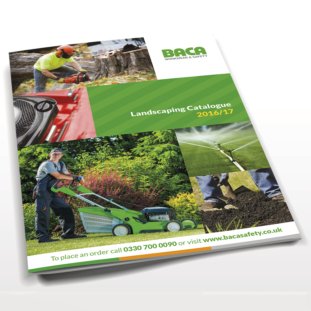 NEW 2017 BACA Landscaping Catalogue