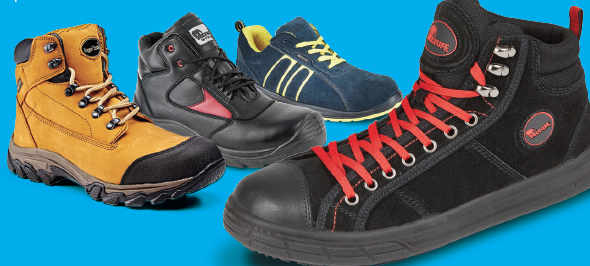 If the Shoe Fits - Selecting Safety Footwear
