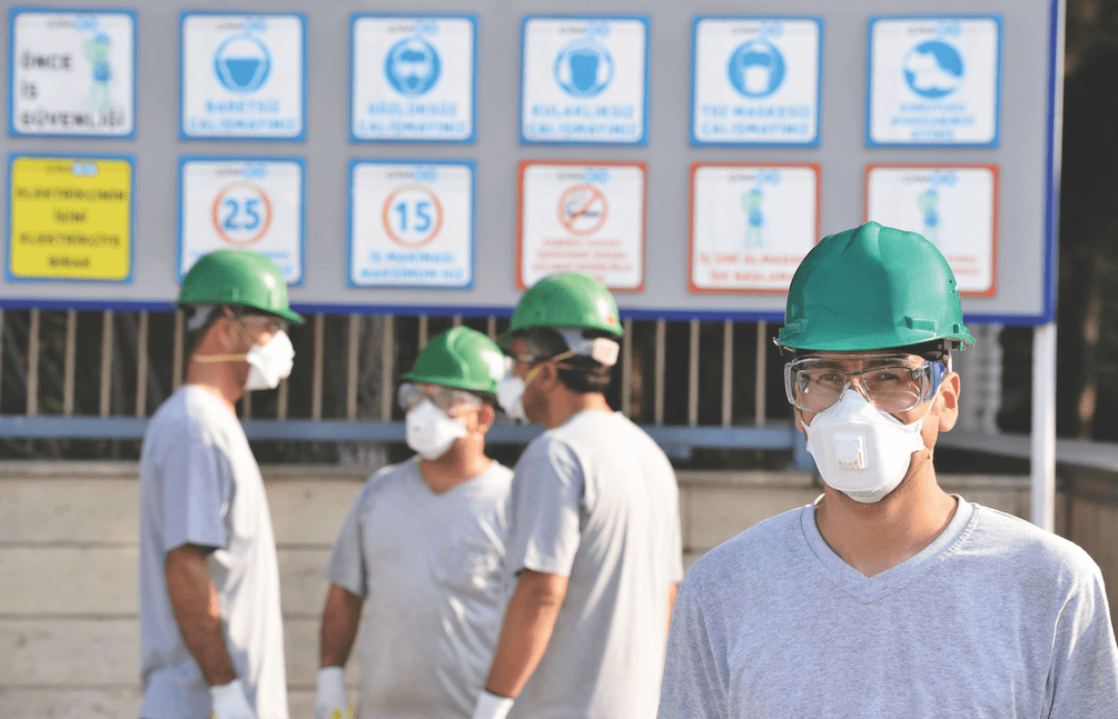 Breathe Easy - Understanding Respiratory Protective Equipment